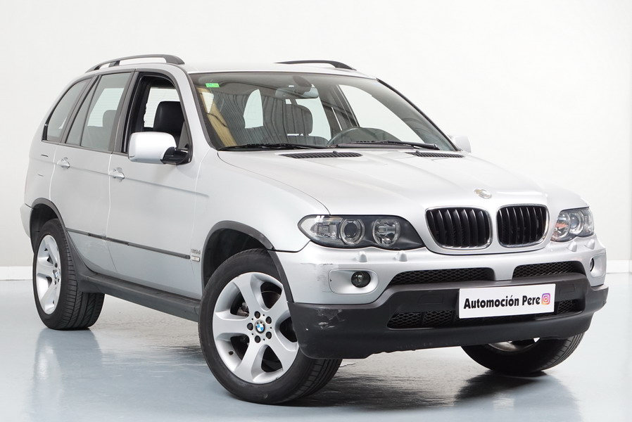 BMW X5 3.0d 218CV Aut. Único Propietario. Solo 85.000 Kms. Revisiones Selladas!