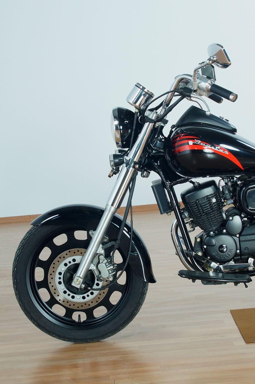 2012 Daelim Daystar Black PLus 125cc